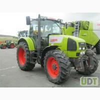Трактор Claas Ares 616 RX. Сельхозтехника Claas