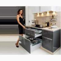 Кухня Функциональная Удобная Кухонная Мебель