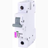 Автоматический выключатель ETIMAT 6 1p B6