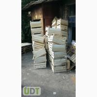Деревяные ящики для яблок