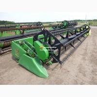 Жатка зерновая John Deere 925 Flex Lexion - 7.6 м