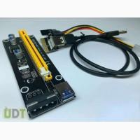 USB райзер PCI-E X1 под видеокарту