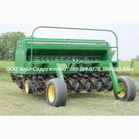 Сеялка Зерновая John Deere 750 из США
