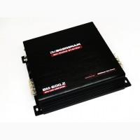 Автомобильный усилитель звука Boschman BM Audio BM-600.2 4000Вт 2-х канальный