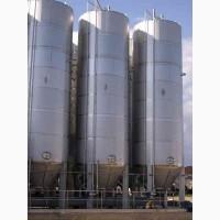 Ёмкости, резервуары из пищевой нержавеющей стали, производство
