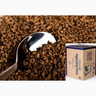 Кофе. Растворимый кофе. Кофе сублимированный. ОПТ