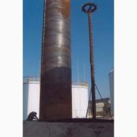 Резервуар стальной вертикальный РВС- 400 кубических метров