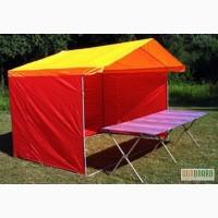Тенты, палатки, шатры. Получайте в своем городе