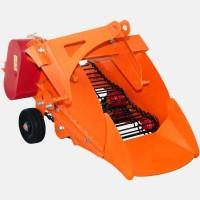 Картофелесажатель мотоблочный КСП-1МБ. 1-рядный. 50 л