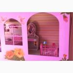 Разборной кукольный домик. Самый лучший подарок для Девочки