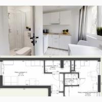 Квартира во Вроцлаве с арендаторами - Готовый Бизнес в Польше