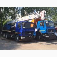 Новый автокран КС-55727-С-12 Машека 25 тонн, стрела 28 метров