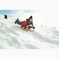 Отдых на зимних каникулах в детском лагере Смена