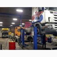 Ремонт и диагностика грузовика SCANIA (Скания)