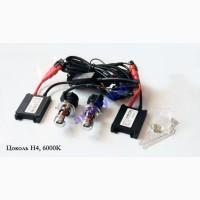 Биксенон HID UKC H4 35W 6000K