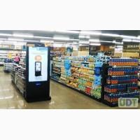Рекламный бизнес-интерактивная реклама на сенсорных экранах. Продажа бизнеса