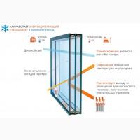 Замена старых стеклопакетов на энергосберегающие и солнцезащитные
