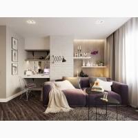 Дизайн интерьера квартиры для двоих