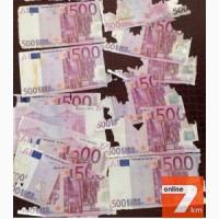 Обмен испорченных, горелых, прелых купюр долларов, евро и т.д