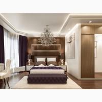 Дизайн интерьера квартиры для семьи с 2-мя детьми