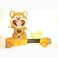 Воздушный тир интерактивная игрушка для детей Мышонок Joy Acousto-Optic Hamster 1970A