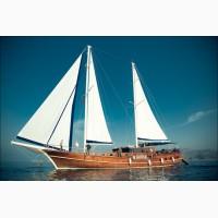 Аренда яхт в Одессе для морских прогулок Yachts.ua