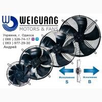 Осевые настенные вентиляторы WEIGUANG серии YWF