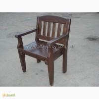 Кресла из дерева