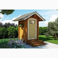 Дачний Туалет для/на Дачі
