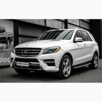 Mercedes-Benz ML 250 Bluetec 2015
