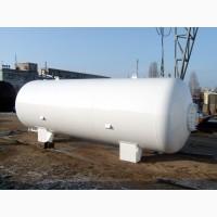Емкости для хранения сжиженного углеводородного газа