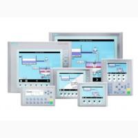 Прямые поставки Панелей оператора SIEMENS SIMATIC TP27, TP37, TP170, MP30, MP270 и MP370