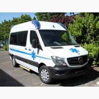 Междугородние перевозки лежачих больных и пожилых людей