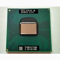 Процессор для ноутбука Intel Core 2 Duo T9300 SLAYY (б/у)