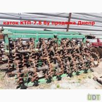 Каток КТП-7.8 бу продажа Днепр (как на фото)Реалити