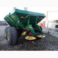 Машина для внесения удобрений МВУ-12