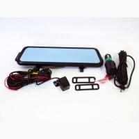 DVR Anytek E92 10#039; #039; зеркало с двумя камерами 1080P full screen