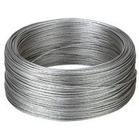 Продаємо канат (трос) сталевий оцинкований 10, 5 мм ГОСТ 3077-80 (бухта 100 м)