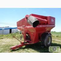 14 т. (17, 6 м3) Бункер E-Z TRAIL 500 зерновоз б/у перегрузчик зерна