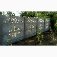Забор бетонный(еврозабор) наборной до 2, 5 метров в Херсоне