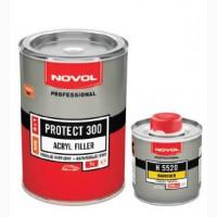 NOVOL Грунт акриловый PROTECT 300 4+1 (MS), серый