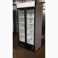 Для напитков! 2-Дверный Витрина Холодильник Шкаф бу (Купе) от 600л