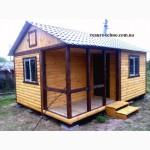 Дачные домики каркасные на заказ