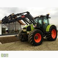 Сельхозтехника Claas. Трактор Claas Ares 556