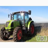 Трактор Claas ARES 547 ATZ. Агротехника Claas