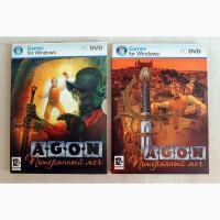 Игра для ПК диск PC DVD Game Agon: Потерянный меч