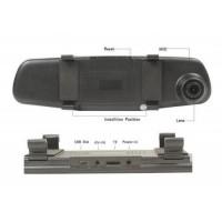 Зеркало регистратор DVR L900 Full HD с выносной камерой заднего вида