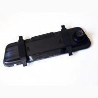 DVR A2 Full HD Зеркало с видео регистратором с камерой заднего вида. 10 Сенсорный экран
