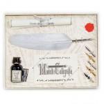 Подарочные письменные наборы для каллиграфии (Италия)