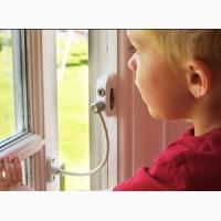 Детский Блокиратор на Окна Penkid Safety Lock С Тросом (Турция)